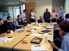 Keine Seltenheit: Mehr als 60 Stunden die Woche arbeiten Unternehmensberater